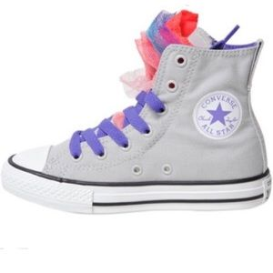 Converse CTAS Junior 642812F Party Pop Hi Tops